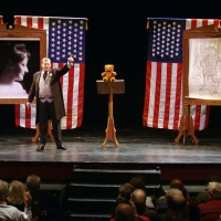 TEDDY ROOSEVELT: THE MAN IN THE ARENA Comes to The Greenhouse Theater Center Photo