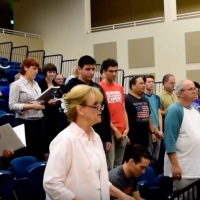VIDEO: In Rehearsal with Woodside Community Theatre's SPAMALOT