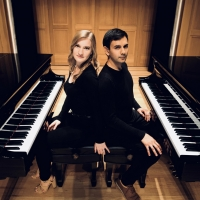 OGCMA Will Host a Concert From Vieness Piano Duo This Week Photo