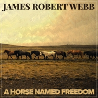 James Robert Webb Runs Free With 'A Horse Named Freedom' Photo