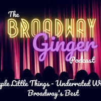 PODCAST: 110 IN THE SHADE gets the Spotlight on THE BROADWAY GINGER PODCAST Episode 7 Photo