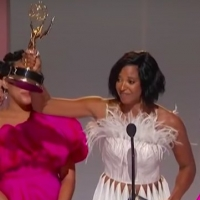 VIDEO: Watch the Cast of HAMILTON Accept the Emmy for Outstanding Variety Special (Pre-Recorded)