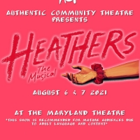 HEATHERS THE MUSICAL Live Comes to Hagerstown Photo