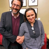 Tony Kushner And Sarah Vowell to Discuss Lincoln's Legacy At The Town Hall Photo