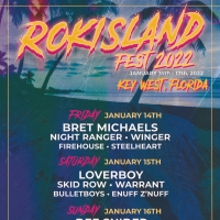 RokIsland Fest 2022 Confirmed For January 14-17 in Key West Photo