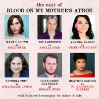 Casting Announced For BLOOD ON MY MOTHER'S APRON Photo