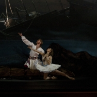 The Bolshoi Ballet's production of LE CORSAIRE Comes to the Ridgefield Playhouse