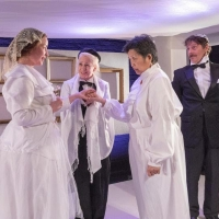THE MARRIAGE OF ALICE B. TOKLAS By Gertrude Stein Zoom Fundraiser Photo