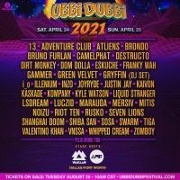 Disco Donnie Presents Announces Ubbi Dubbi Festival 2021 Dates And Phase 1 Lineup Photo