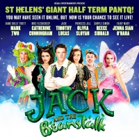 St Helens Theatre Royal's JACK AND THE BEANSTALK Will Return to the Stage in October Photo