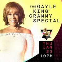 CBS News Announces THE GAYLE KING GRAMMY SPECIAL