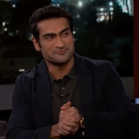 VIDEO: Kumail Nanjiani Has Pizza & Cake for First Time in a Year on JIMMY KIMMEL LIVE Video