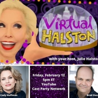 BWW Previews: Mini-Producers Reunion Planned for February 12th VIRTUAL HALSTON Photo