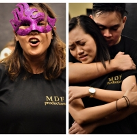 Photo Exclusive: Sneak Peek at the Rehearsal for Cebu-Made Musical MONSTERS; Show Runs 16-17 Nov.