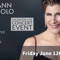 BWW Previews: Marieann Meringolo Goes Online On June 12th at 8:30 Via Facebook Photo