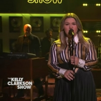 VIDEO: Kelly Clarkson Covers 'Father Of Mine' Photo