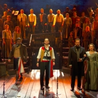 VIDEO: Watch The Cast of LES MISERABLES Live in Concert Sing 'One Day More' Photo