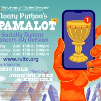 Socially Distanced SPAMALOT is Coming to The Livingston Theatre Company Photo