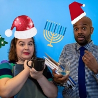 Lena Moy-Borgen and Cheo Bourne Premiere New Holiday Show Photo