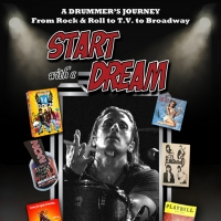GREAT COMET Drummer Joey Cassata Releases Autobiography START WITH A DREAM Photo
