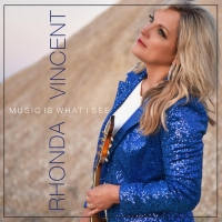 Rhonda Vincent Releases Latest Single 'What Ain't To Be Just Might Happen' Photo