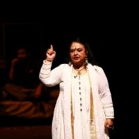 Rama Pandey Brings GIRAFTARI To Delhi Article