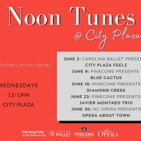 Lunchtime Concert Series Will Come to City Plaza in June Photo