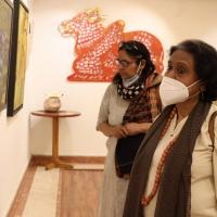 World University Of Design Presents YAJNASENI, an Art Exhibition Of 23 Female Artists Photo