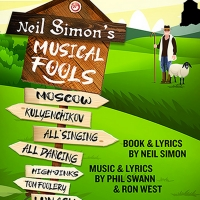 World Premiere Of NEIL SIMON'S MUSICAL FOOLS Comes to Open Fist Theatre Company Photo