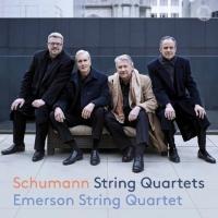 Emerson Quartet Releases New Schumann Recording On Pentatone Photo