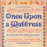 Beth Burrows and Theo Toksvig-Stewart To Star In ONCE UPON A MATTRESS At The Gatehous Photo