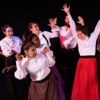 BWW Review: MEG JO BETH AMY & LOUISA at Southwest Shakespeare Company