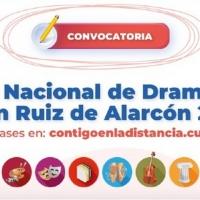 Está Abierta La Convocatoria Para El Premio Nacional De Dramaturgia Juan Ruiz De Alarcón 2021