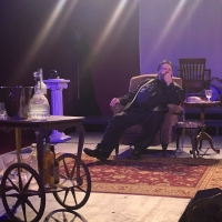 BWW Review: ORSON WELLES at Don Bluth Front Row Theatre Photo