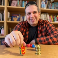 Untitled Theater Company No. 61 Presents HOW TO PLAY DREIDEL WITH JUDAH MACCABEE Photo