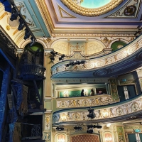 Photo Flash: Go Inside The Newly Refurbished Sondheim Theatre, Home To London's LES M Photo