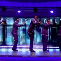 VIDEO: Cast of AIN'T TOO PROUD Perform a Medley on THE VIEW Photo