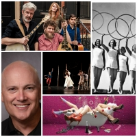 Centenary Stage Company's Month Of March Packed With Dance, Music And Theatre Perform Photo