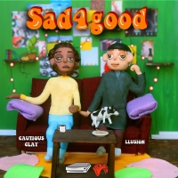 LLusion to Release New Song With Cautious Clay and HXNS, 'Sad4Good' Photo
