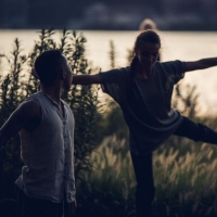 Kinesis Project Dance Theatre Presents BREATHING WITH STRANGERS: ALONG THE WATER'S ED Photo
