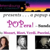 St. Petersburg Opera Re-Opens With Pop-Up POPera Performances Photo