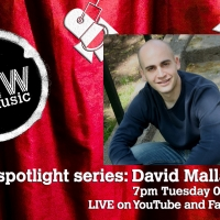 A LITTLE NEW MUSIC's SPOTLIGHT SERIES Presents David Mallamud Photo