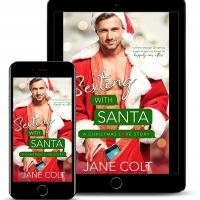 Jane Colt Releases New Erotic Romance In Time For Christmas SEXTING WITH SANTA Photo