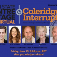 Penn State Centre Stage Virtual Presents COLERIDGE INTERRUPTED Photo