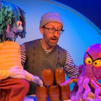 BWW Review: THE FIRST IN THEATER PRODUCTION HOW TO SNAG A SEA MONSTER at Coterie Thea Photo