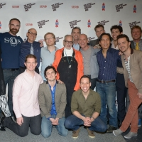 THE NIGHT LARRY KRAMER KISSED ME Will Be Streamed, Starring Anthony Rapp, Robin De Je Photo