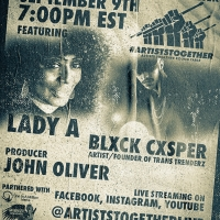 Lady A and Blxck Cxsper to Appear On Artists Together Round Table Live Stream