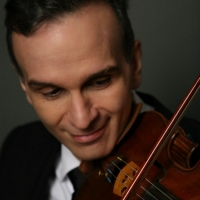 Violinist Gil Shaham Makes LACO Debut on CLOSE QUARTERS Digital Series Photo