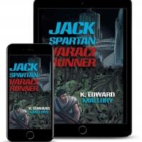 K. Edward Mallory Announces Science Fiction Novel 'Jack Spartan Varaci Runner' Photo