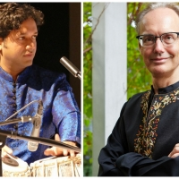 Michael Harrison Performs Indian Ragas and Compositions for Piano and Tabla With Nitin Mit Photo